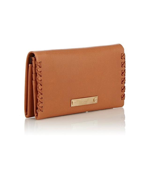 Chloé Foldover Wallet