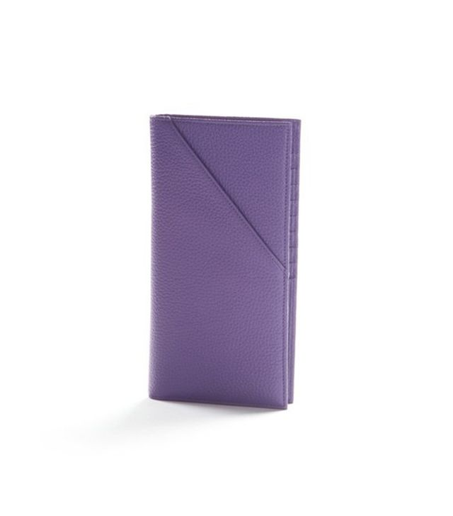 Leatherology Travel Document Holder