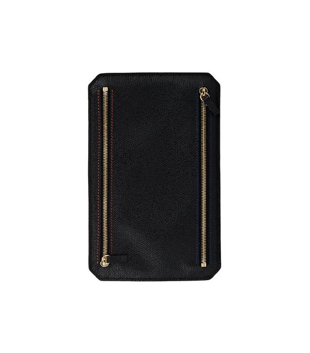 Valextra Travel Wallet