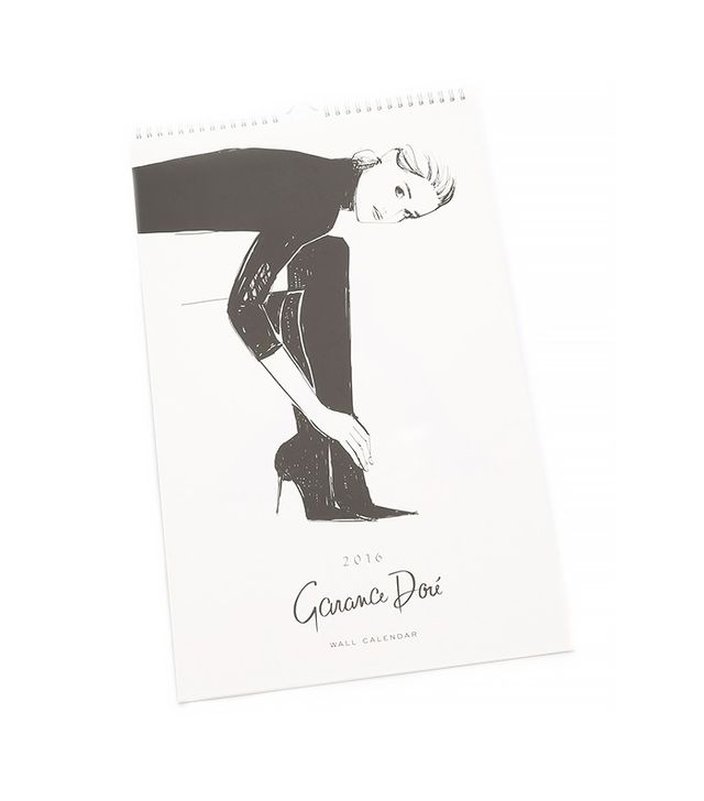 Rifle Paper Co 2016 Garance Dore Wall Calendar