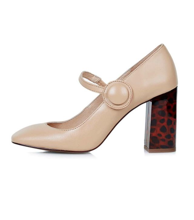 Topshop Gatsby Mary-Jayne Heels