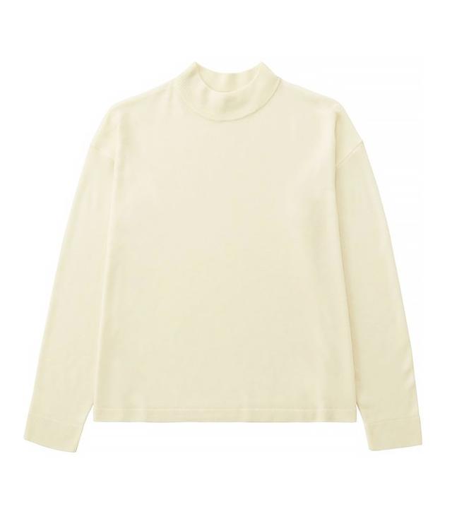 Uniqlo High-Neck Sweater