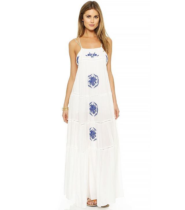 The Jetset Diaries Pompeii Maxi Dress