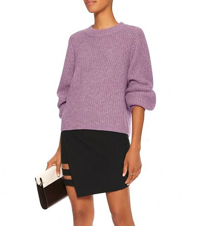 Exclusive For Intermix Long Sleeve Crew Neck