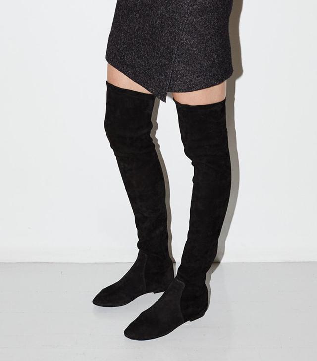 Isabel Marant Etoile Brenna Over-The-Knee Boot