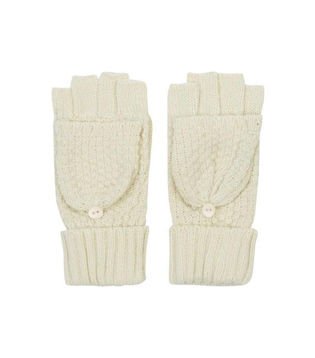 Topshop Knit Converter Gloves