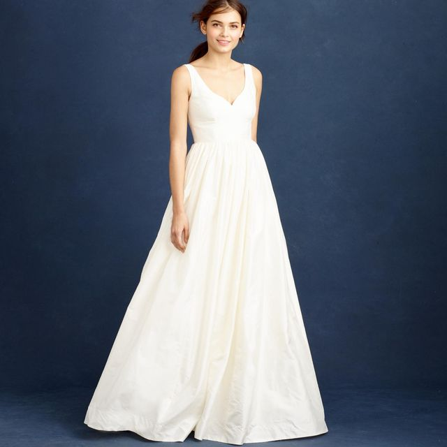 J.Crew's New Wedding Dress Collection Is Simply Stunning