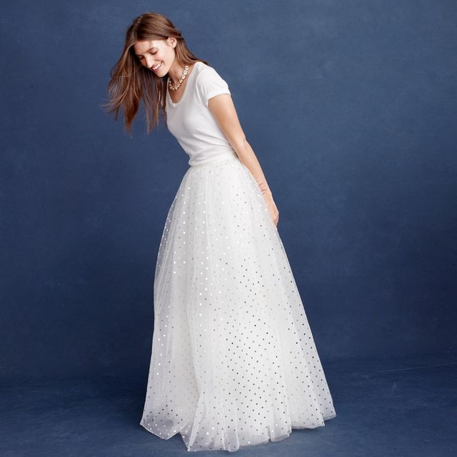 J crew 39 s new wedding dress collection is simply stunning for J crew wedding dresses