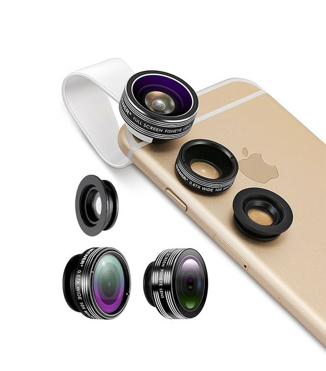 Neewer 30-in-1 Clip-On Lens Kit