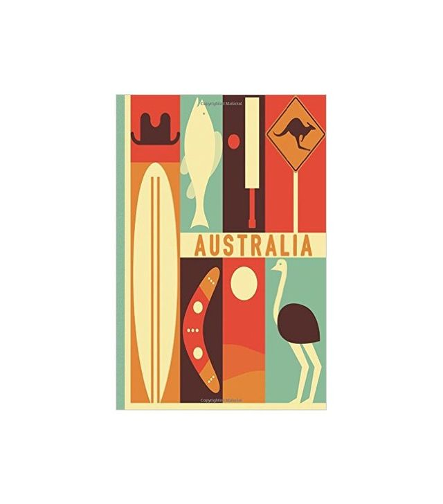 Australia Travel Journal by Lana Barce