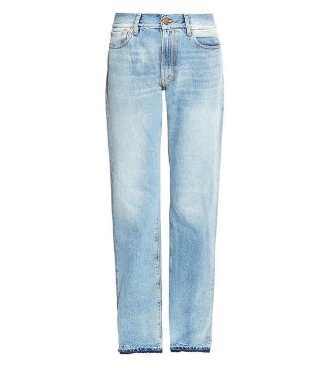 Aries Simon Straight-Leg High-Rise Jeans