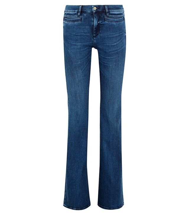 M.i.h Marrakesh High-Rise Flared Jeans