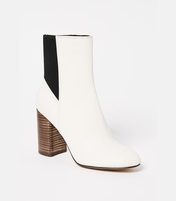 Ramona Block Heel Ankle Boots