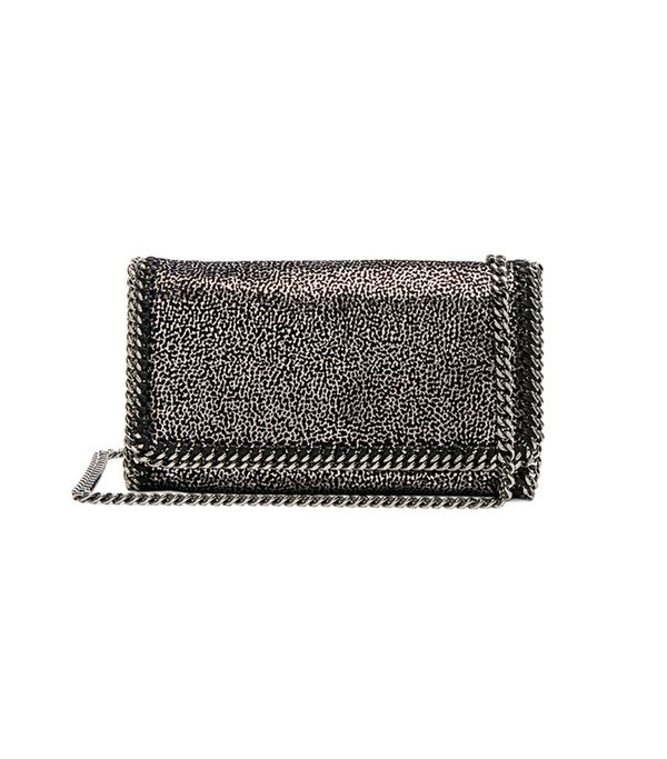Falabella Specked Metallic Crossbody