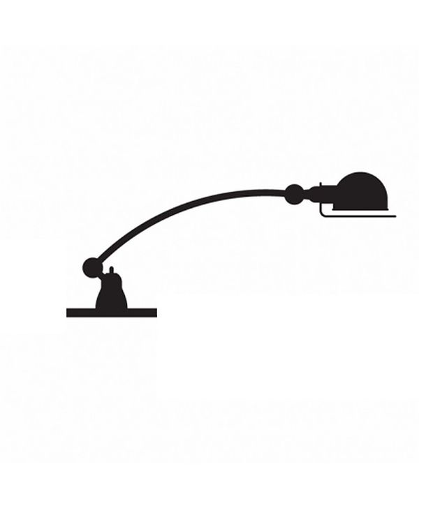 Jielde Signal Curved Arm Desk Lamp