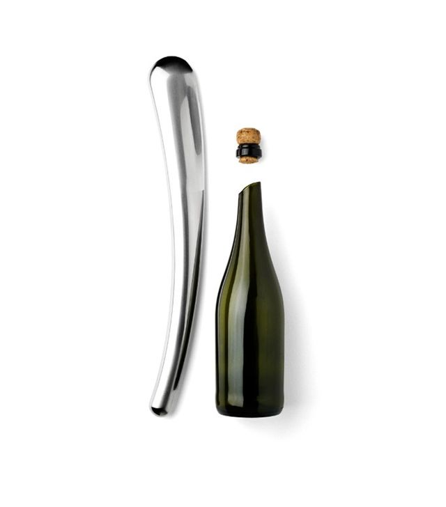 Menu Stainless Steel Champagne Sabre