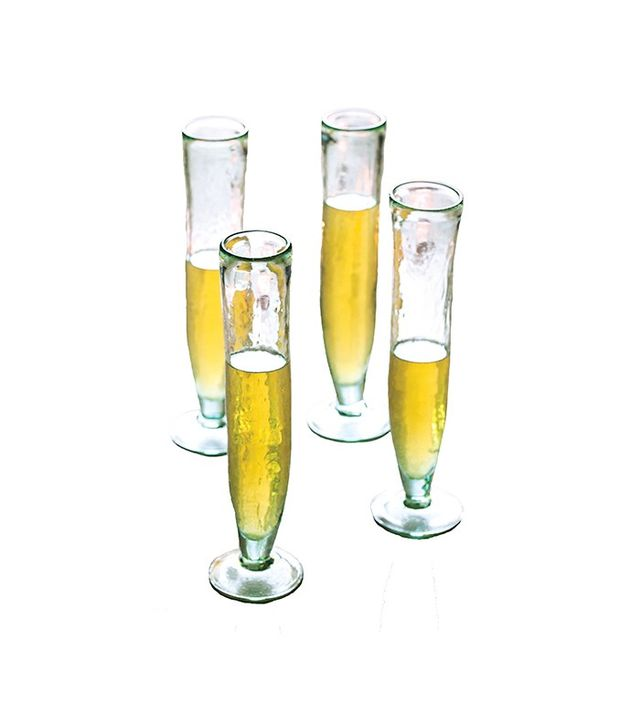 Olive & Cocoa Delancy Champagne Flutes