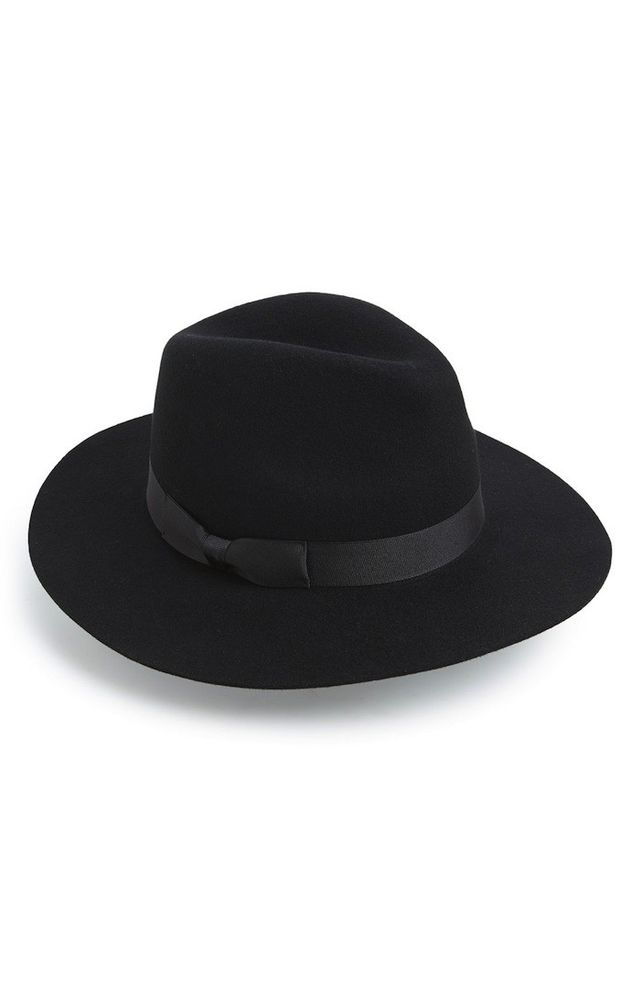 Lack of Color The Midnight Muse II Felt Fedora