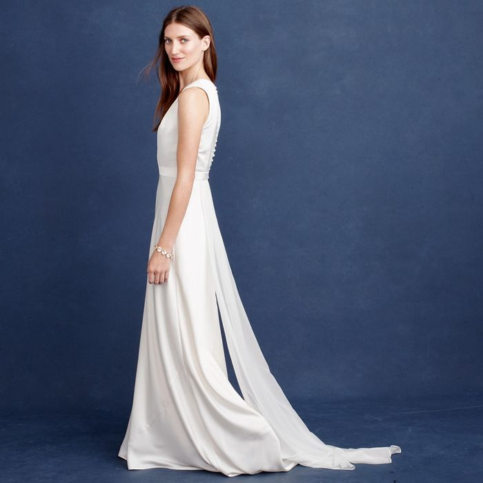 Brides Beware: You Will Want to Buy Every New J.Crew Wedding Gown ...