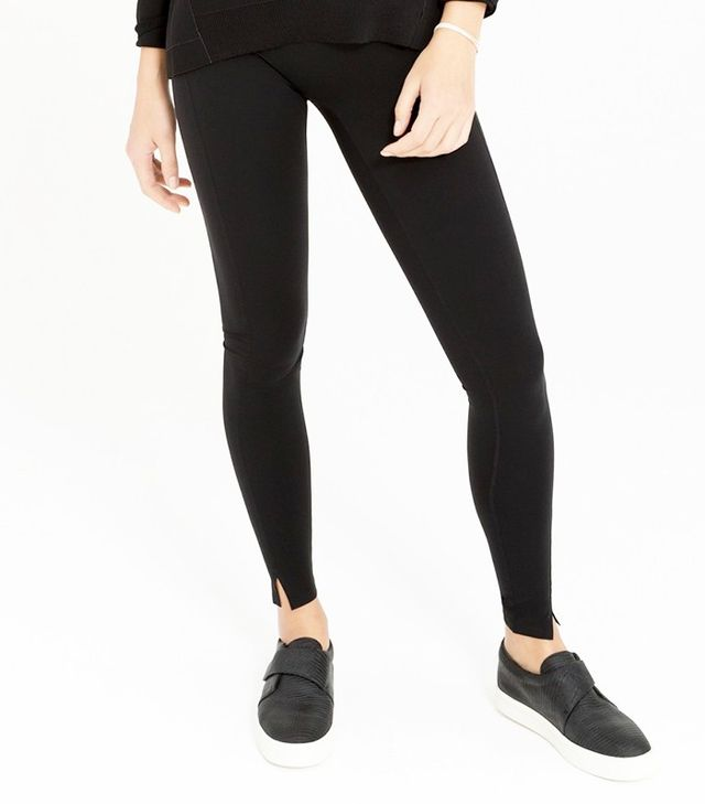 Spanx EveryWear Hem Slit Leggings