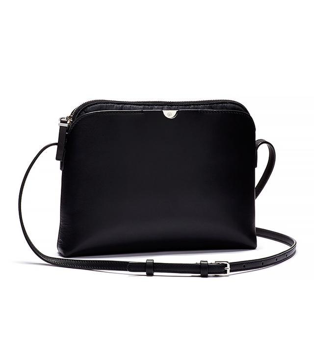 The Row Multi-Pouch Calfskin Crossbody Bag