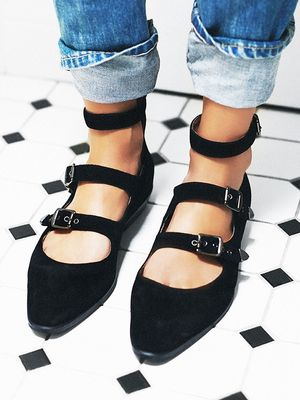 #TuesdayShoesday: The Chicest Flat Shoes on the Planet