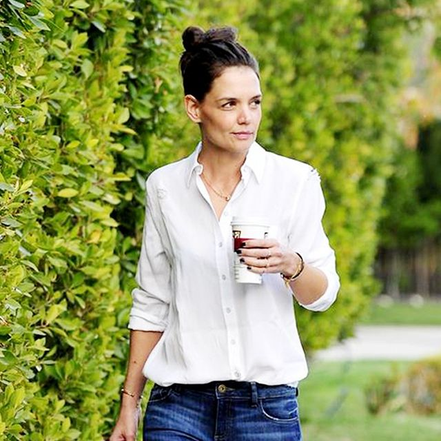 Under $200: Katie Holmes Just Wore the Most Versatile Jeans Ever