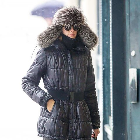 Crucial: How to Look Cute While Wearing a Puffy Jacket
