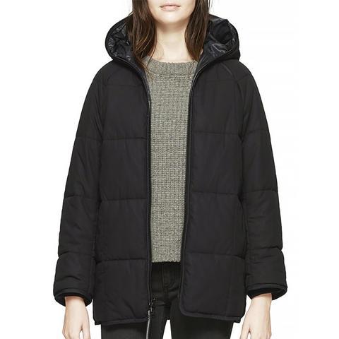 Ultra Coat in Black