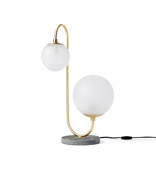 Pelle Asymmetrical Table Lamp
