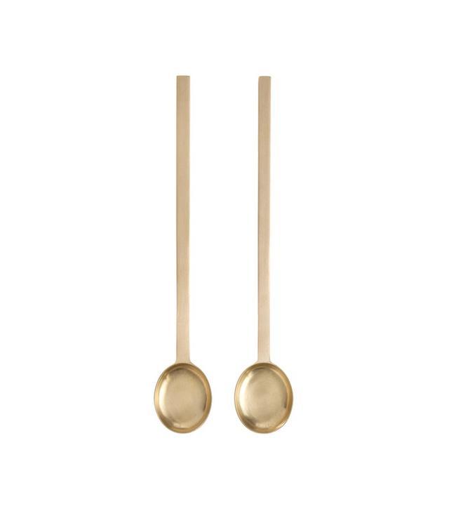 Ferm Living Brass Spoons