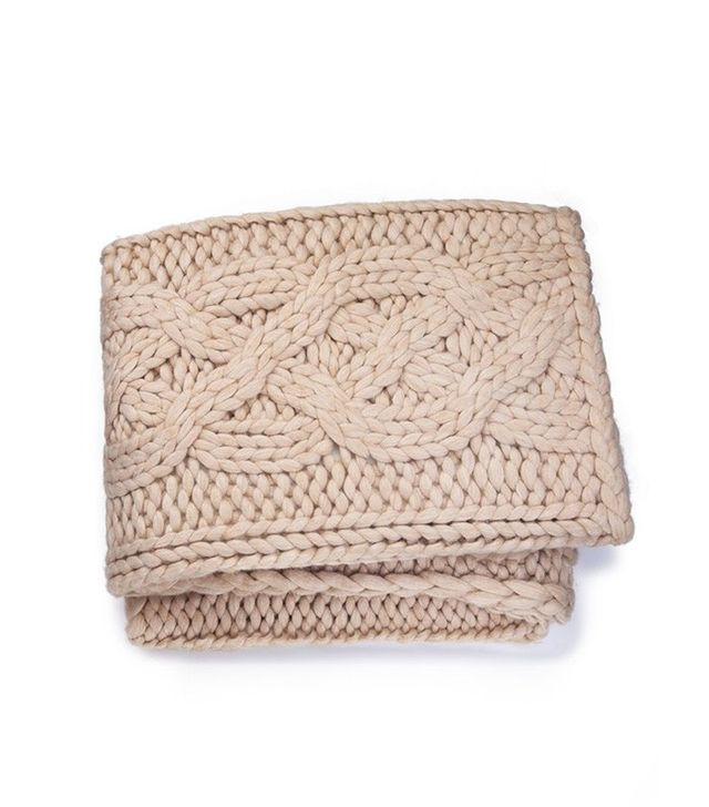 UGG Oversize Knit Throw