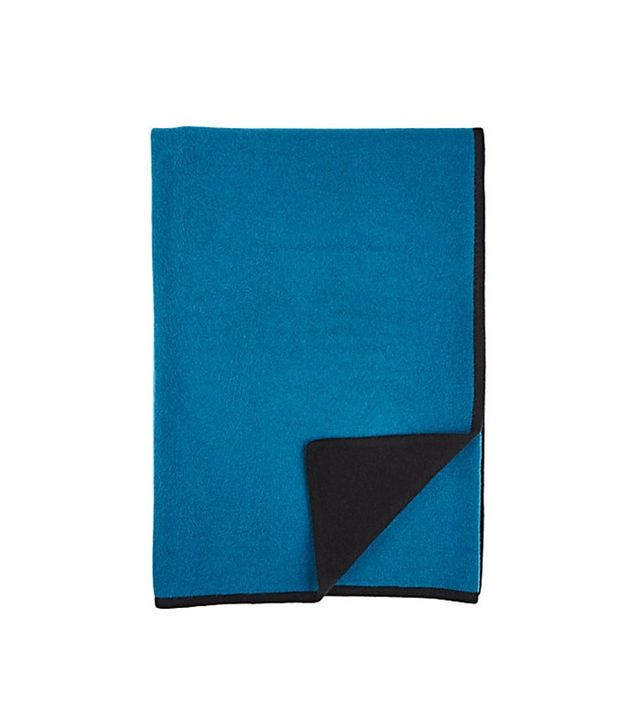 Barney's New York Knit Cashmere Throw