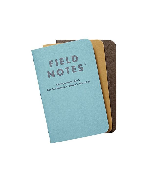 Field Notes Nixon Limited Edition 3 Pack