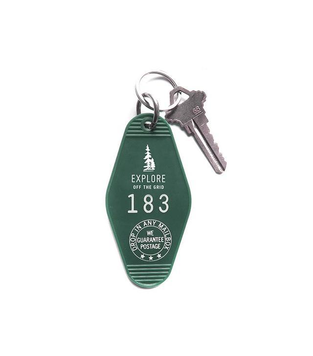 Goodlife Key Tags Secret Club Explore Key Tag