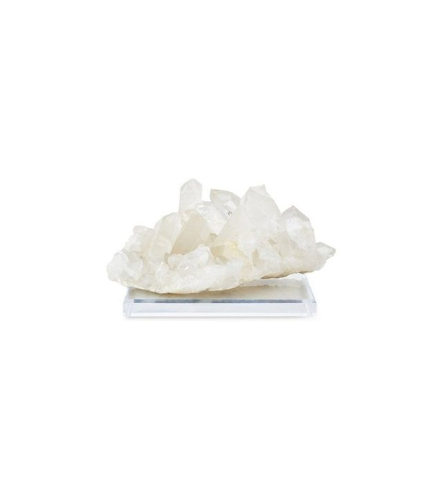 Mapleton Drive Quartz Crystal on Base I