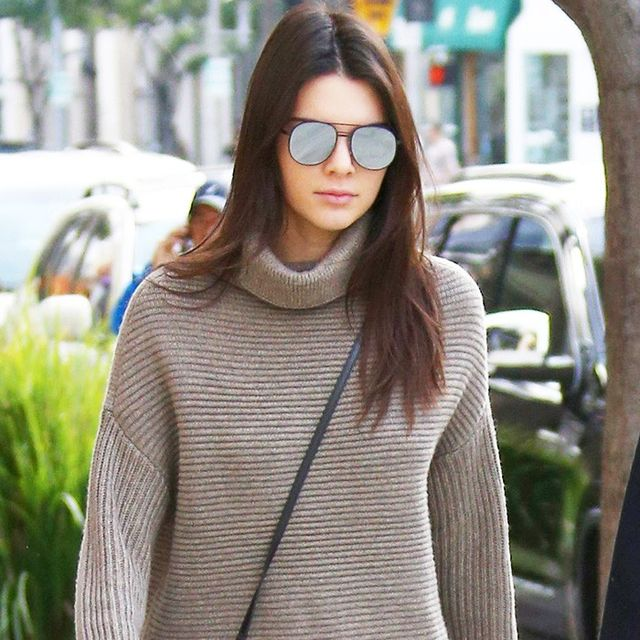 The 3 Things Kendall Jenner Says She Won't Be Wearing in 2016