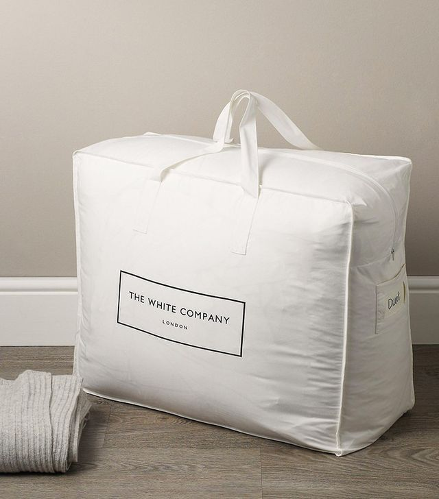 The White Company Cotton Storage Bag