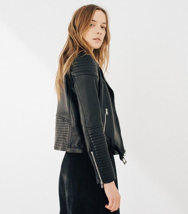 Laer Quilted Racer Jacket