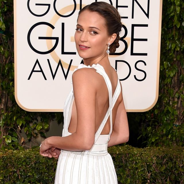 The Golden Globes Dress You Have to See From all Angles