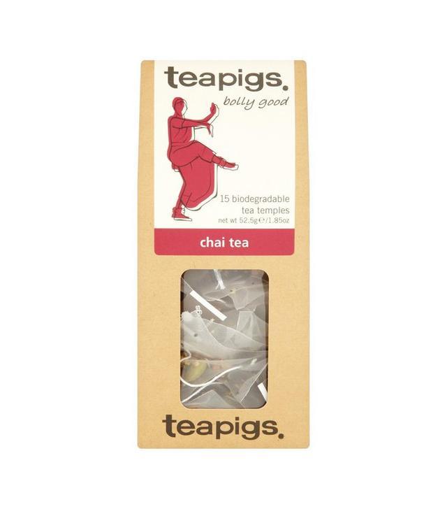 Tea Pigs Chai Tea 50 Tea Bags