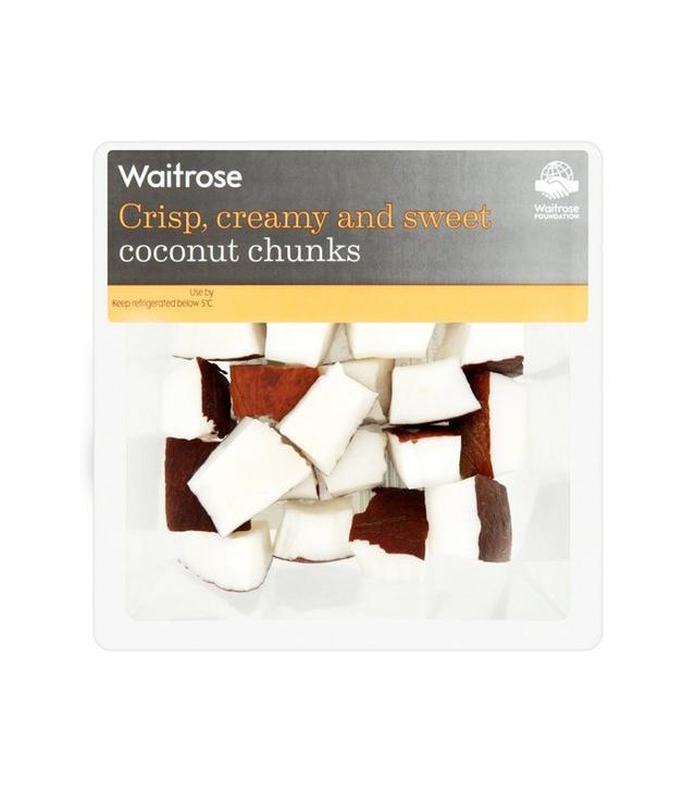 Waitrose Coconut Chunks