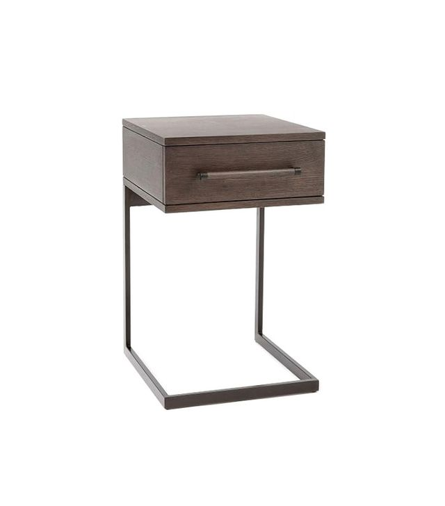 West Elm Nash C-Base Nightstand