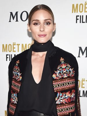 Olivia Palermo's Styling Trick to Look Taller in Photos