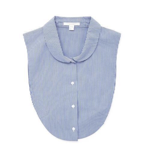 Collar Mock Shirt