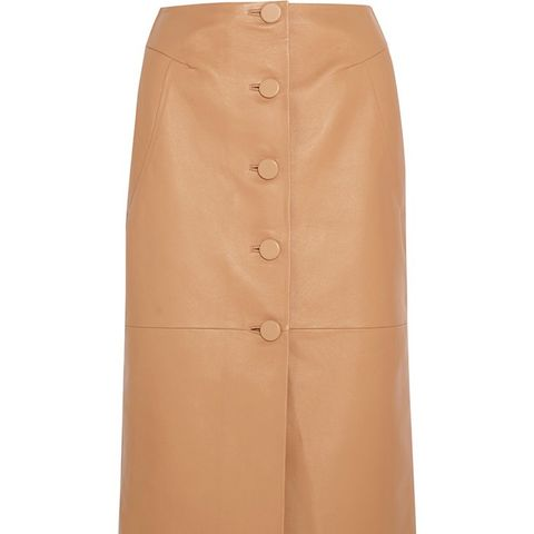 Leather Romilly Skirt