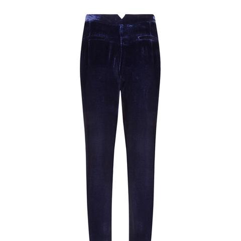 Marlow Velvet Trousers