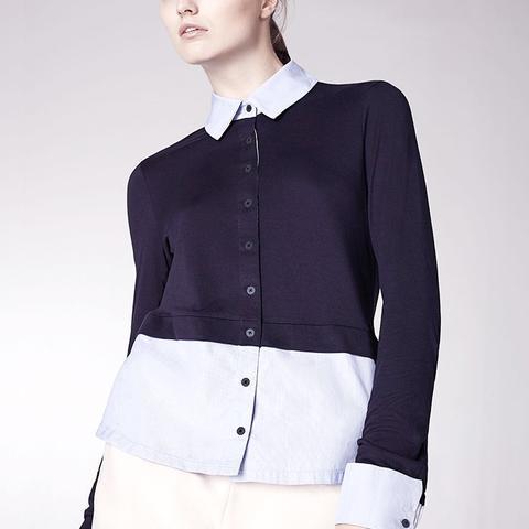 The Cuff & Tail Layer Shirt