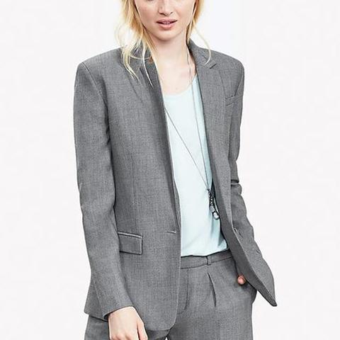 Classic Grey Blazer