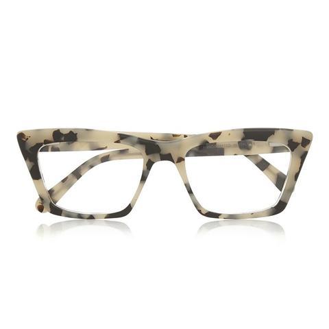 Seoul Matte-Acetate Optical Glasses